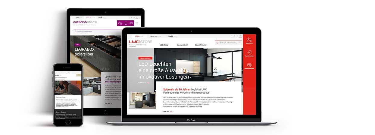 Kunde werden LMC Deutschland